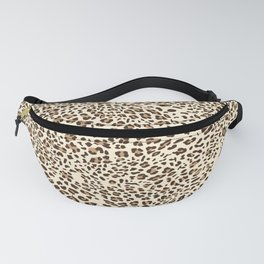 Leopard Texture 7 Fanny Pack