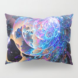 Transitory Cosmos Pillow Sham