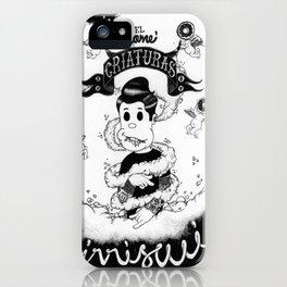 El Come ñiños iPhone Case