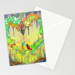 Bug Love Stationery Cards