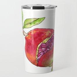 jeweled pomegranate Travel Mug