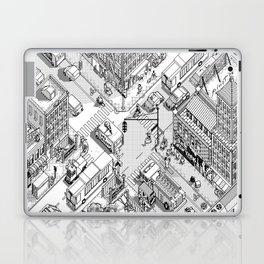 MacPaint project: NYC Laptop & iPad Skin