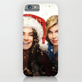Movie A Bad Moms Christmas Kristen Bell Christine  iPhone Case