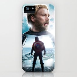 CaptainAmerica (A Hero's End) iPhone Case