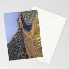 The Seagull and The Boats Stationery Cards