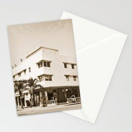 Collins Avenue, Miami Beach Stationery Cards