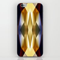 pear iPhone & iPod Skins featuring Pear by Cs025