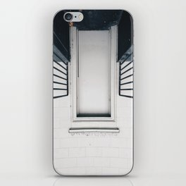 one point iPhone Skin