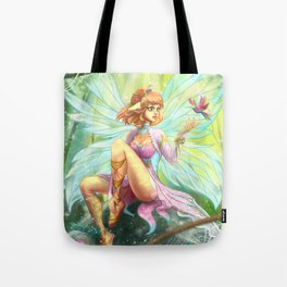 Forest Fairy Tote Bag