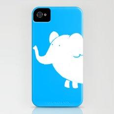 White Elephant  Slim Case iPhone (4, 4s)