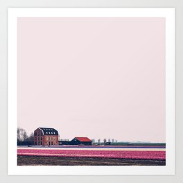 Spring is Lekker Art Print