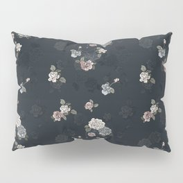 Ghost Roses Pillow Sham