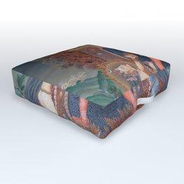 Hindu - Kali 3 Outdoor Floor Cushion