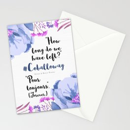Pour Toujours Stationery Cards