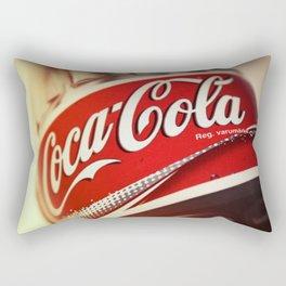 Coca-Cola Rectangular Pillow