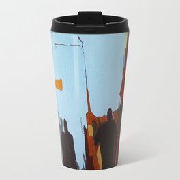 Look Up to the Sky Travel Mug