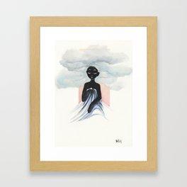 Cloud Child Framed Art Print