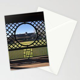 Autumn at the International Tennis Hall of Fame Stationery Cards