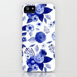 Flowers Print iPhone Case