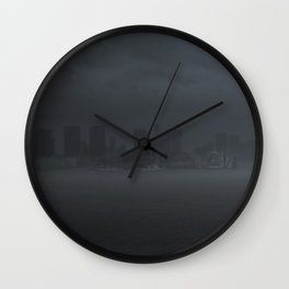 Lost Hope Wall Clock
