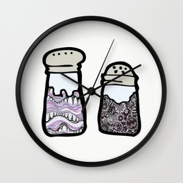 When we both get carried away Wall Clock