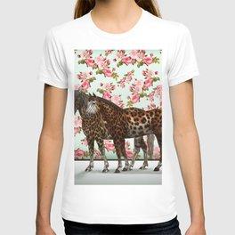 Leopard Horses T-shirt