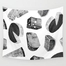 CHEESY Wall Tapestry