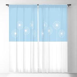 Dandelion #1 Blackout Curtain