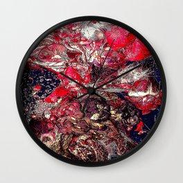 Carnage Wall Clock