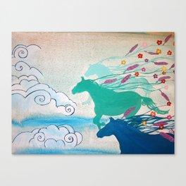 Cinder & Smoke Canvas Print