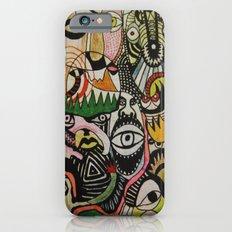 jungle boogie iPhone 6s Slim Case