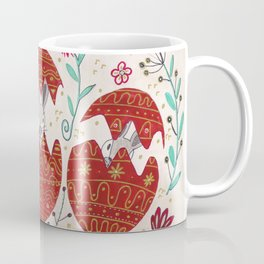 We Stay Home for Easter Coffee Mug