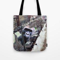 Potsdam Gorilla Tote Bag