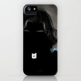 27- Kalaam & his Hair iPhone Case