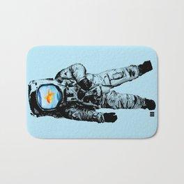 Goldfish Astronaut Bath Mat