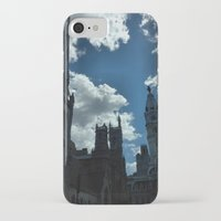 philadelphia iPhone & iPod Cases featuring Philadelphia by Julie Maxwell