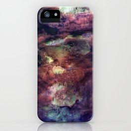 Space Algae iPhone Case
