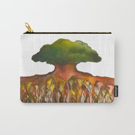 Deep Roots of Mama Tree Carry-All Pouch