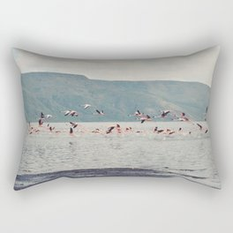 Vintage Africa 22 Rectangular Pillow