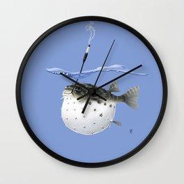 Take It Outside! (Colour) Wall Clock