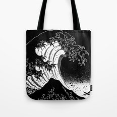 Hokusai, the Great Wave Tote Bag