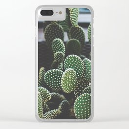 Prickly Clear iPhone Case