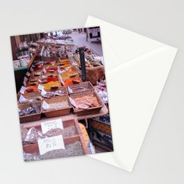 Spices in Old Town Nice Stationery Cards