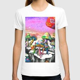 Mushroom Paradise T-shirt