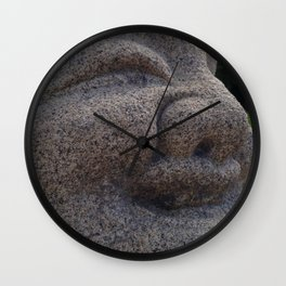 laughing buddha Wall Clock
