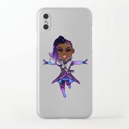 Pulse! Version 2 Clear iPhone Case
