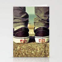 vans Stationery Cards featuring vans II. by Zsolt Kudar