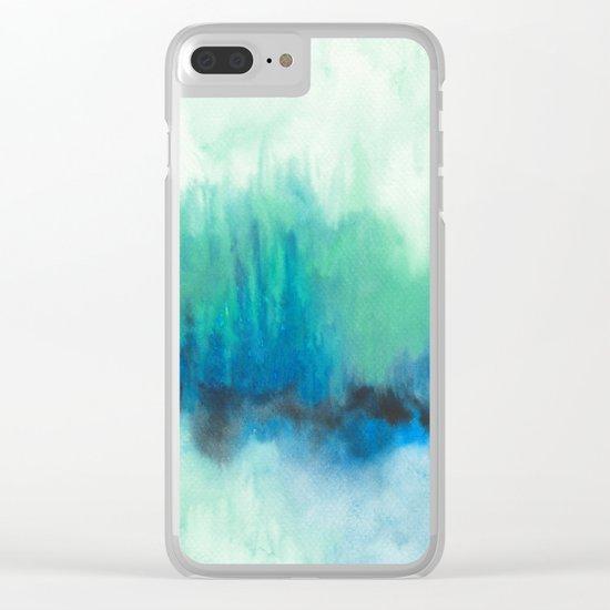 A 0 12 Clear iPhone Case
