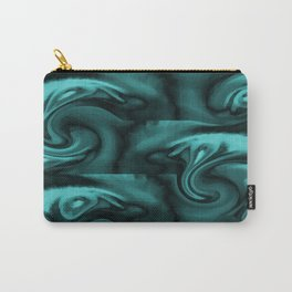 Waves in Motion Carry-All Pouch