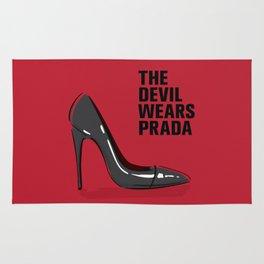 The Devil in Heels Rug